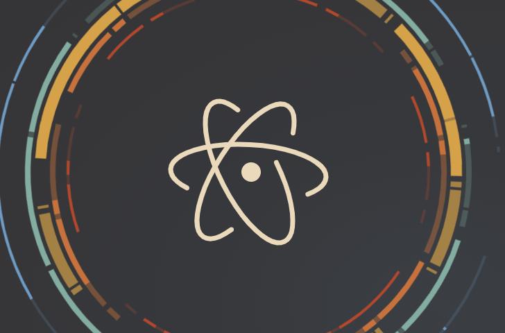 【Atom】インデント幅を調節する